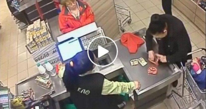 Голям срам! Варненка взриви фейсбук с тези си действия в супермаркета