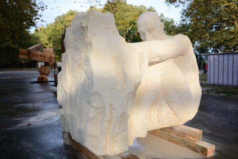 Още 7 скулптури за Варна от фестивала Сontempo (снимки)