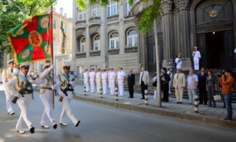 Началникът на гръцките ВМС пристига днес във Варна