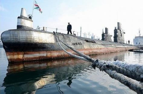 """Нова идея: Подводница """"Слава"""" да бъде изложена на Втора буна"""