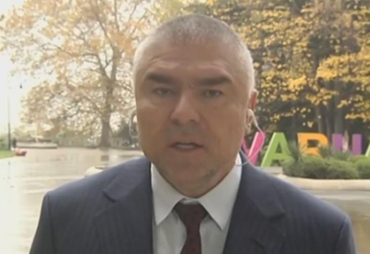 Марешки: Аз съм българският Доналд Тръмп! След 5 г. ще съм президент!