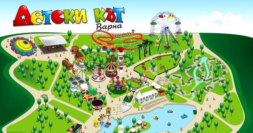 Супер оферта в Детски кът – Варна, играеш където и колкото искаш за 9.99лв.