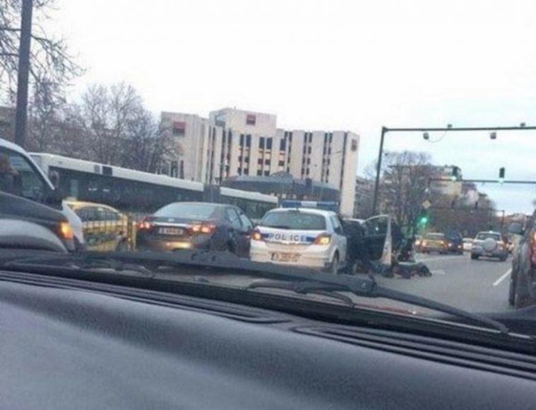 От полицията разкриха кой е задържания след екшъна до Макдрайв