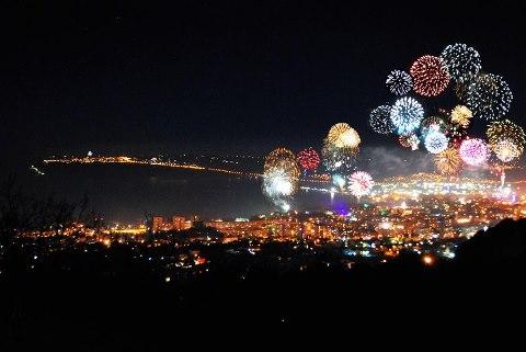 Кувертите за Нова година във Варна между 60 и 150 лева