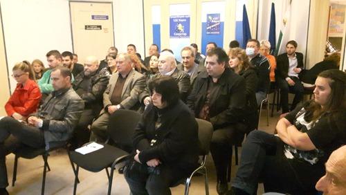 Проведе се Градски съвет на СДС Варна