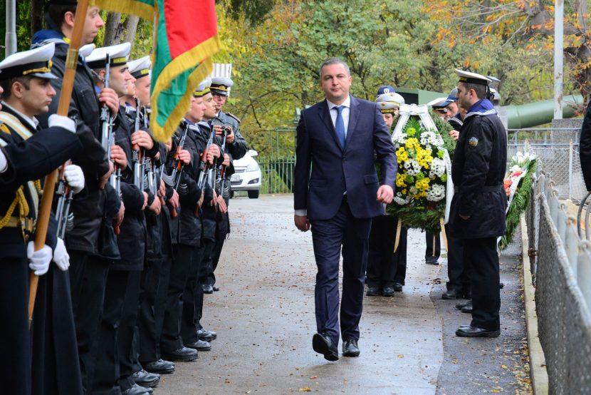 Варна почете 104 години от първата българска морска победа