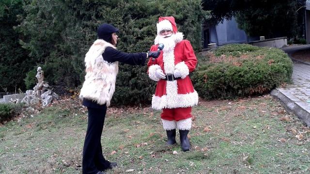 Дядо Коледа ще кара шейната с педпазен колан в Коледната нощ