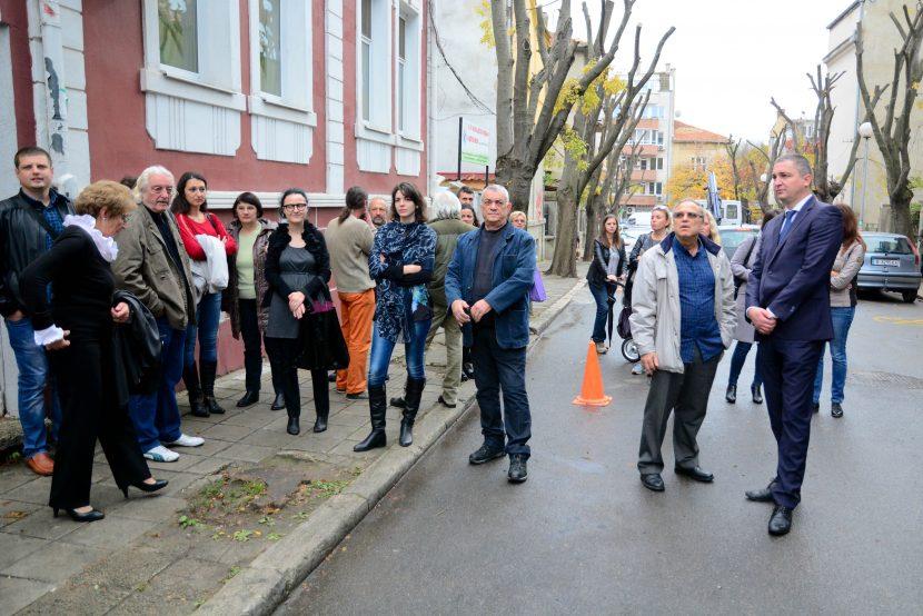 Откриха паметна плоча на големия маринист Георги Велчев