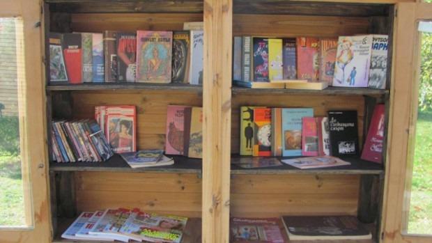 """Минибиблиотека се появи в парка на """"Владиславово"""""""
