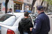 Задържаха 32-годишен мъж след кражба в центъра