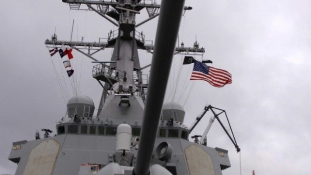 Американски военен кораб напусна предсрочно Черно море