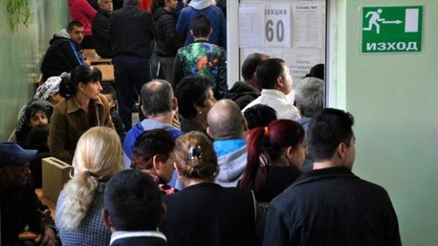 Как гласуваха циганите във Варна