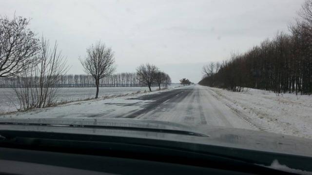 Пътищата около Варна се почистват