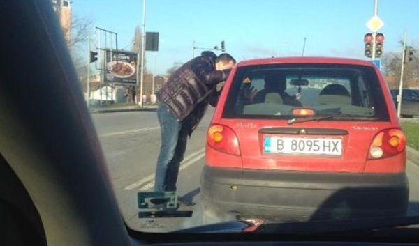 Отново агресия на пътя във Варна