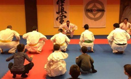70 варненци направиха първа тренировка с абсолютния световен шампион Захари Дамянов