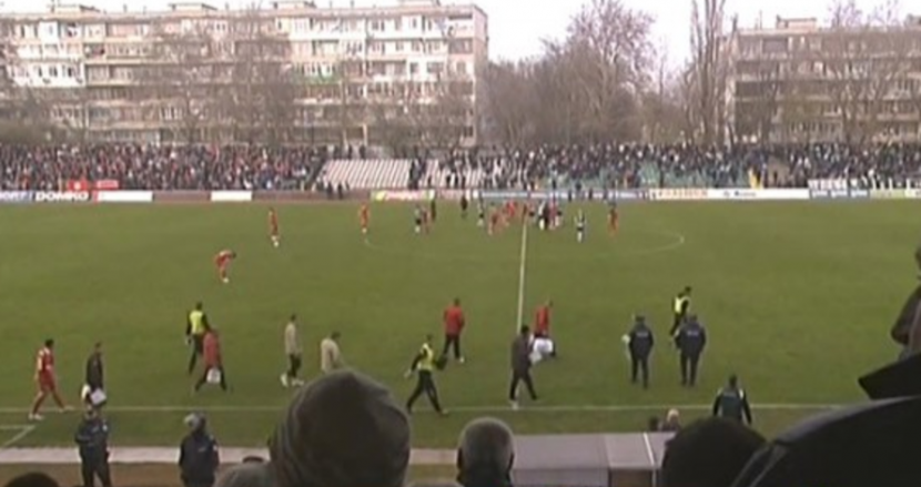 """Черно море очаква пълен """"Тича"""" срещу ЦСКА на 18 февруари"""