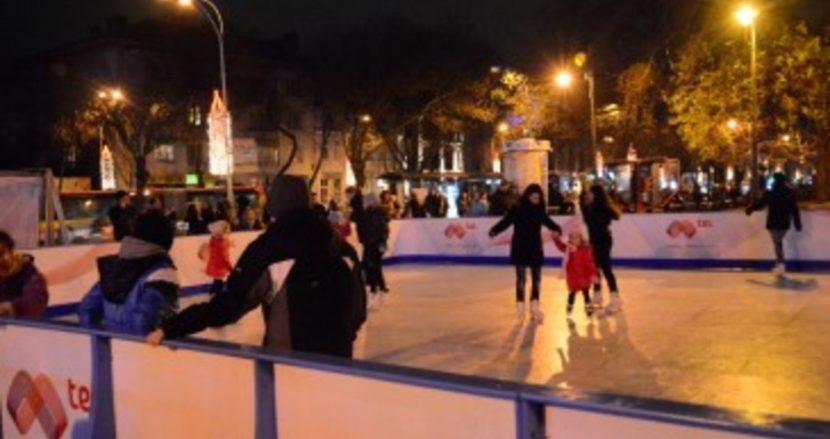 Във Варна може и да няма сняг, но ще има ледена пързалка! При това безплатна!
