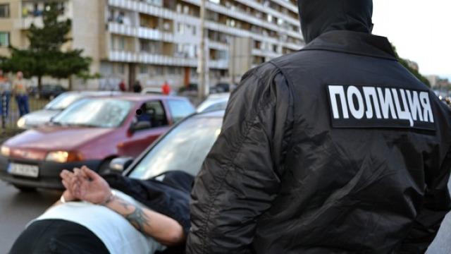 Хванаха наркопласьори при спецакция във Варна
