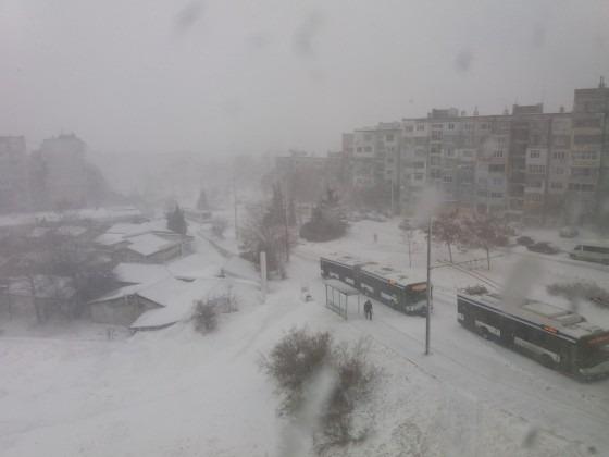 Обстановката във Варна днес