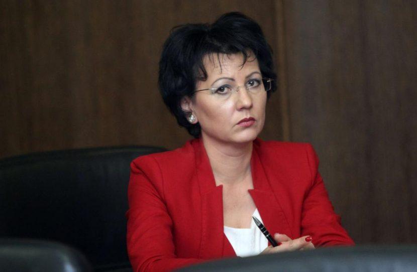 Румяна Арнаудова разкри подробности за акцията на ГДБОП