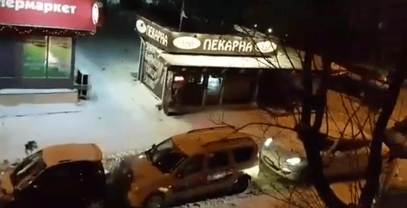 Катастрофа с 5 коли във Варна (видео)