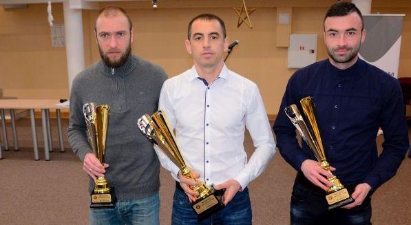 Георги Илиев стана Футболист №1 на Варна