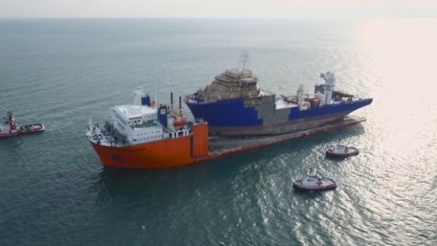 Във Варна ще строят кораб за половин милиард долара