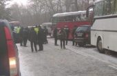 Тежка катастрофа край Варна (снимки)