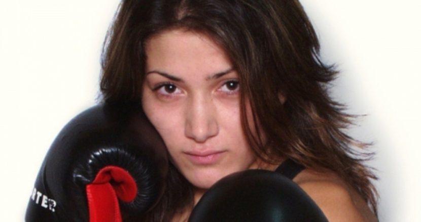 Пламена Димова отказа съперничка в 40-ата секунда