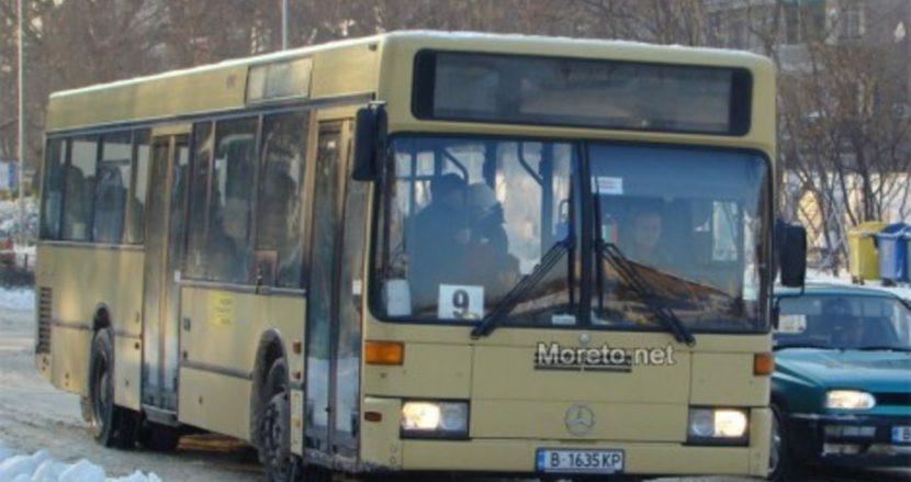 Спряха автобусна линия 9