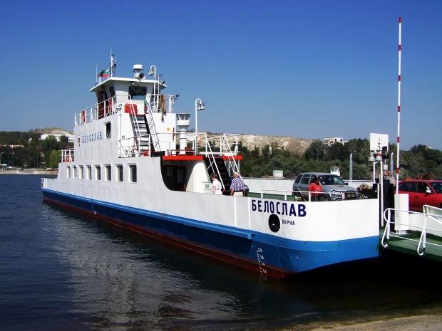 """Отказват да върнат акциза за ферибота """"Белослав"""""""