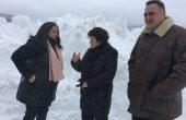 Пращат допълнителна техника в бедстващи села в Долни чифлик