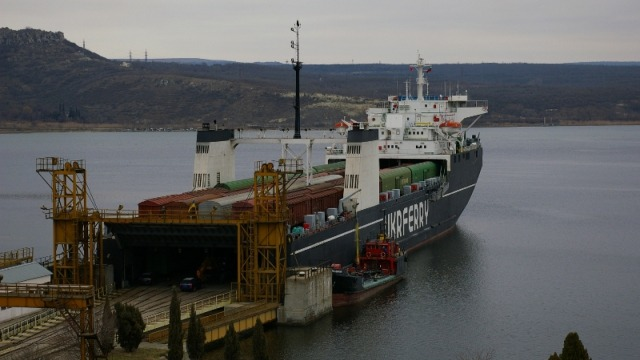 Пристанище Варна ЕАД поема Фериботния комплекс