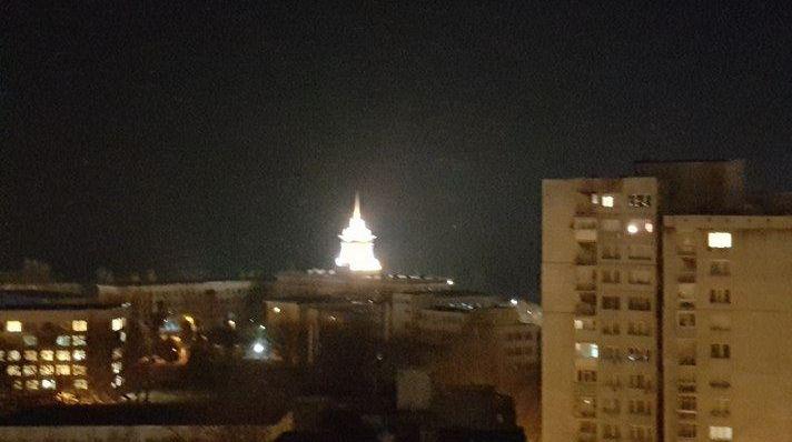 На живо: нощна Варна