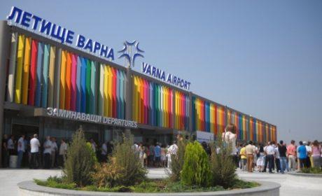 Ryanair стартира полети от Варна