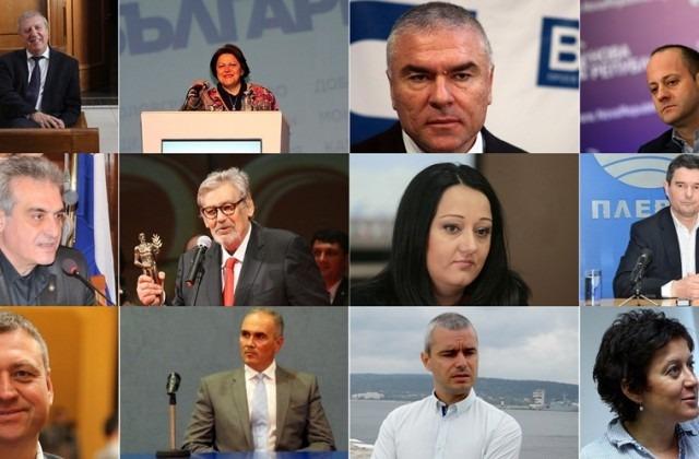 Кой срещу кого на изборите във Варна