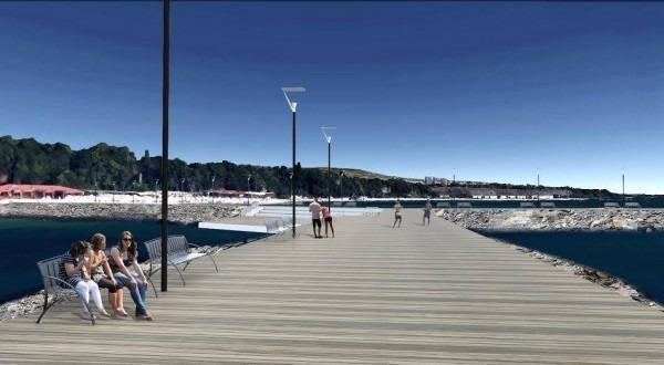 От новото пристанище варненци ще си купуват риба направо от лодките на рибарите