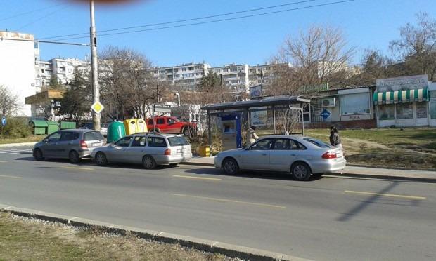 """Коли блокират спирка във """"Владиславово"""""""