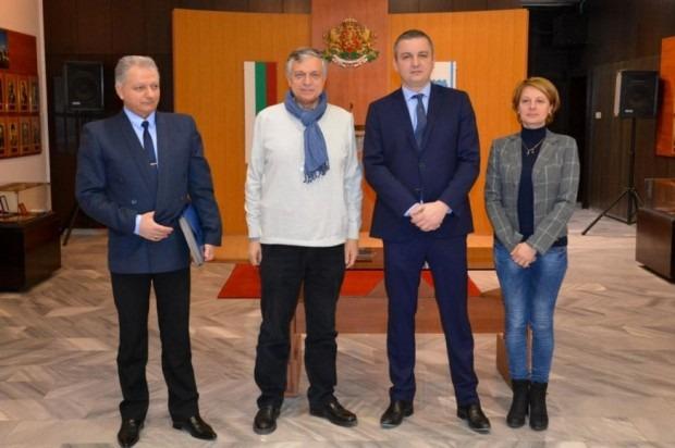 Правнучката на Гарибалди планира посещение на Варна