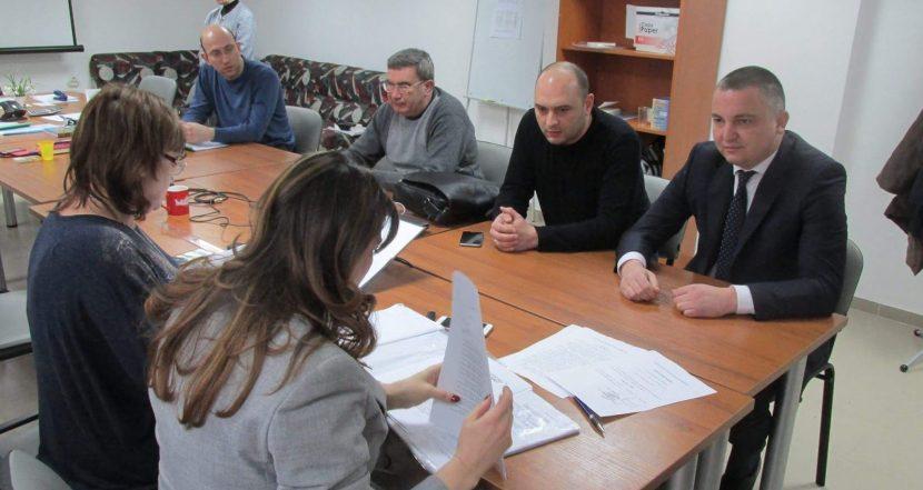 ПП ГЕРБ – Варна регистрира листата си с кандидати за народни представители