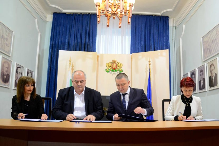Варна, Девня, Белослав и Аксаково сключиха меморандум за обща бизнес зона