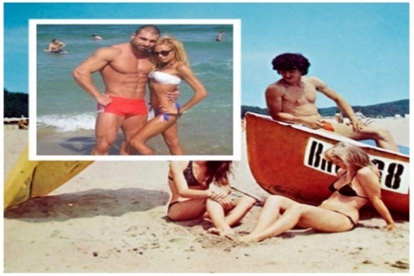 На плаж във Варна 1976 и 2016 (снимки)