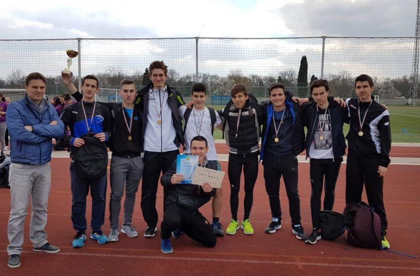 Над 100 ученици в състезанията по лека атлетика за 8-10 клас