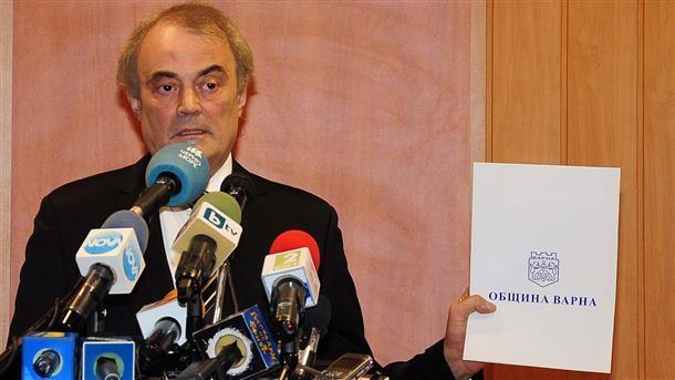 Преди 4 години кметът Кирил Йорданов подаде оставка