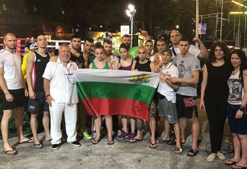 Варненеца Кристиян Георгиев световен шампион по муай тай (видео)