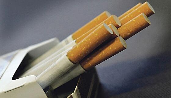 Иззеха контрабандни цигари от селски магазин