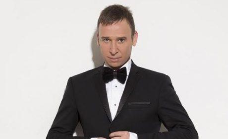 """Поради заболяване, Виктор Калев отлага """"Грамофонът"""" във Варна за 6 април"""