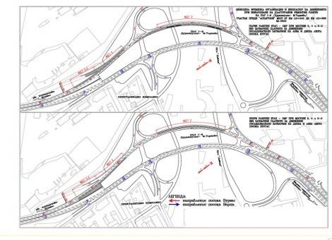 Пътната агенция даде подробности за ремонта на Аспаруховия мост