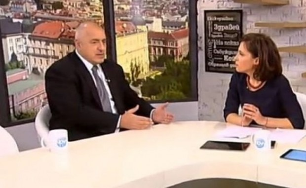 Бойко Борисов: Да, искам пак да съм премиер