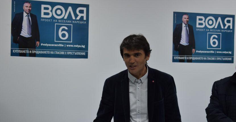 Андон Дончев: всяко ново, добро и демократично начинание в България започва от морската ни столица (видео)